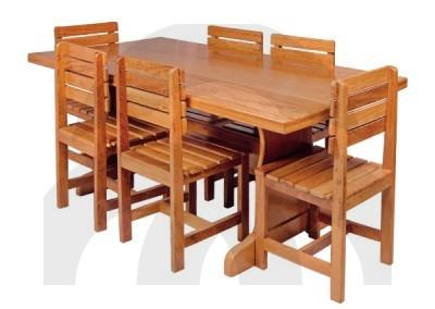 Mesa com Cadeiras Capanema