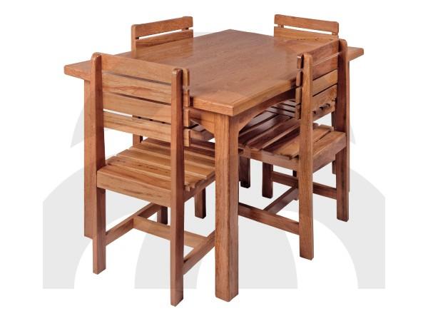 Mesa com Cadeiras Irituia