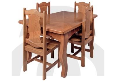 Mesa com Cadeiras Juruti