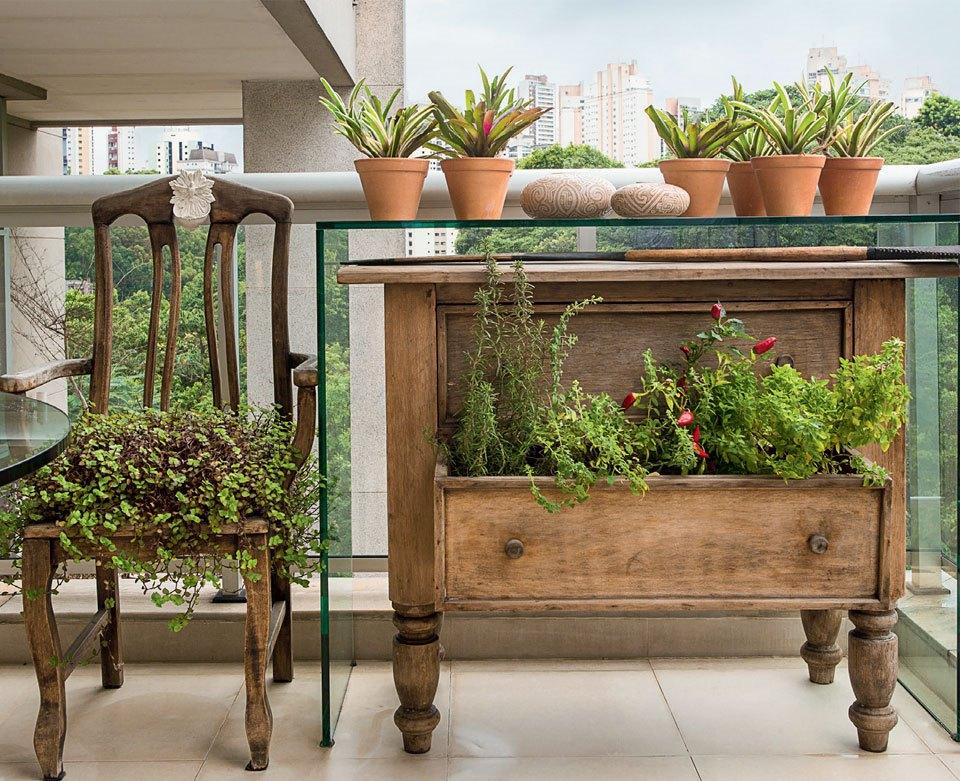 Jardins internos boa op o para um ambiente r stico for Ambiente rustico