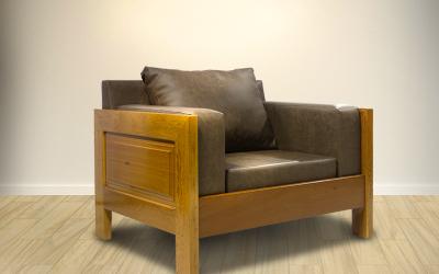 Poltrona de madeira maciça: saiba escolher a sua