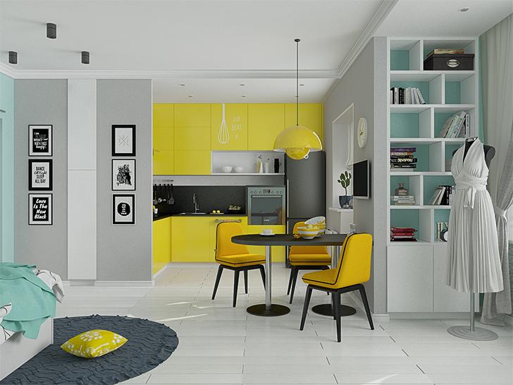 5 Dicas de como decorar pequenos espaços