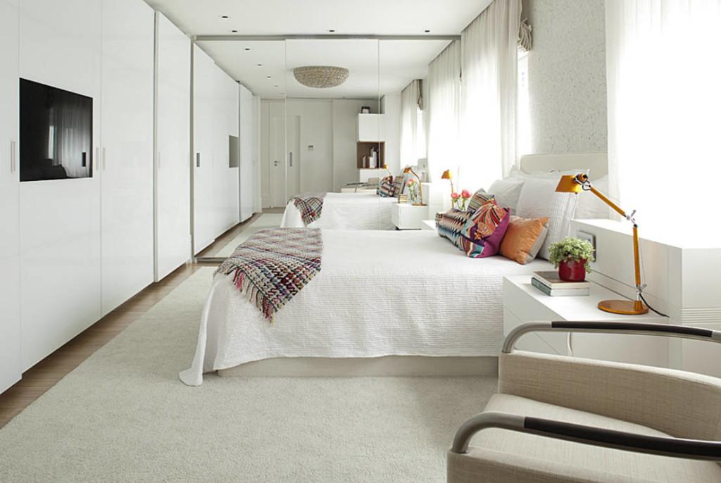 como decorar pequenos espaços para móveis